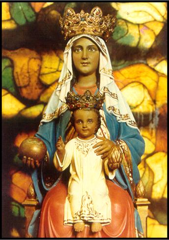 Patron - Our Lady of Montserrat